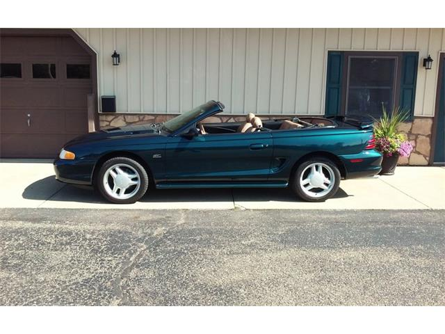Picture of '94 Mustang - QX76