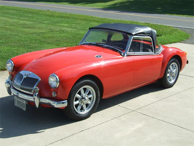 Picture of '59 MGA - QX7I