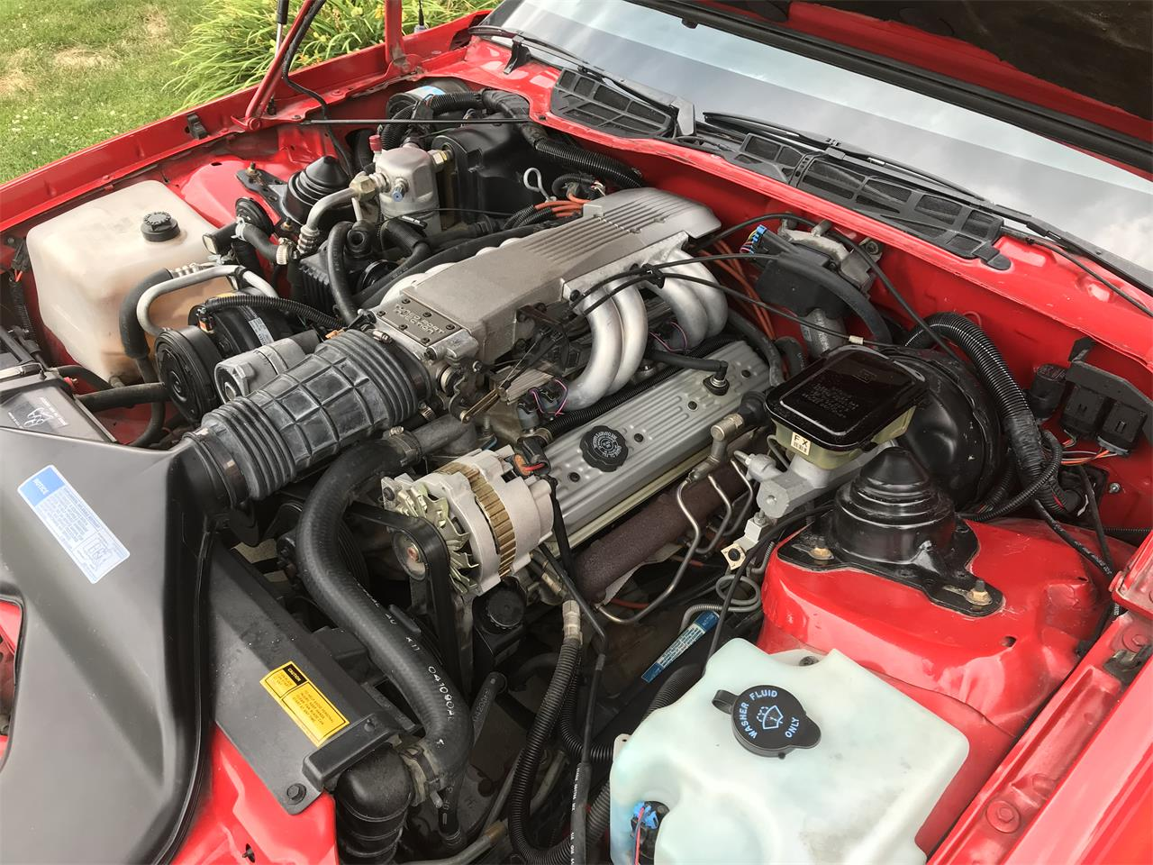 Large Picture of '91 Camaro Z28 - QX7L