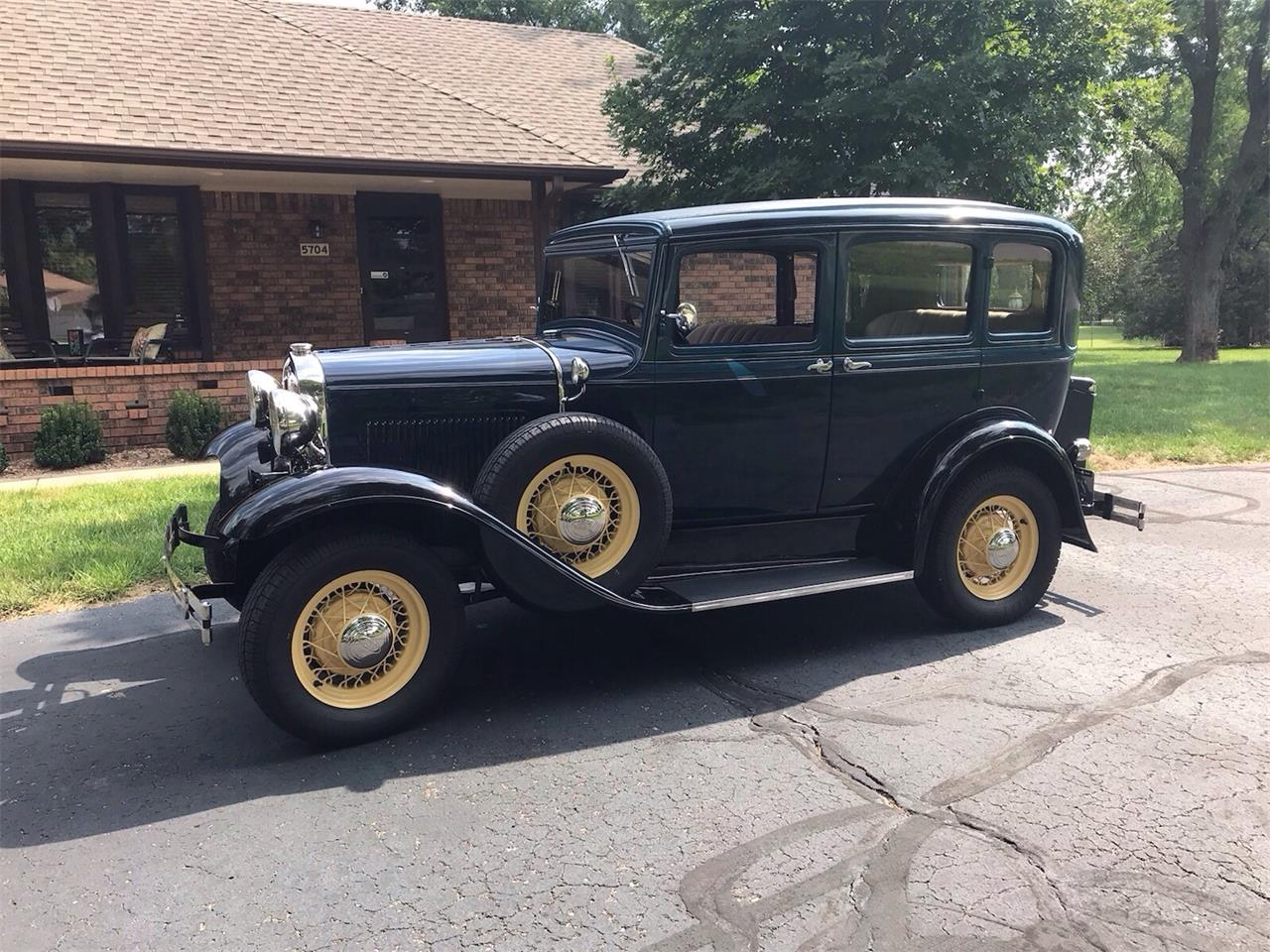 Large Picture of '31 Model A - QX81