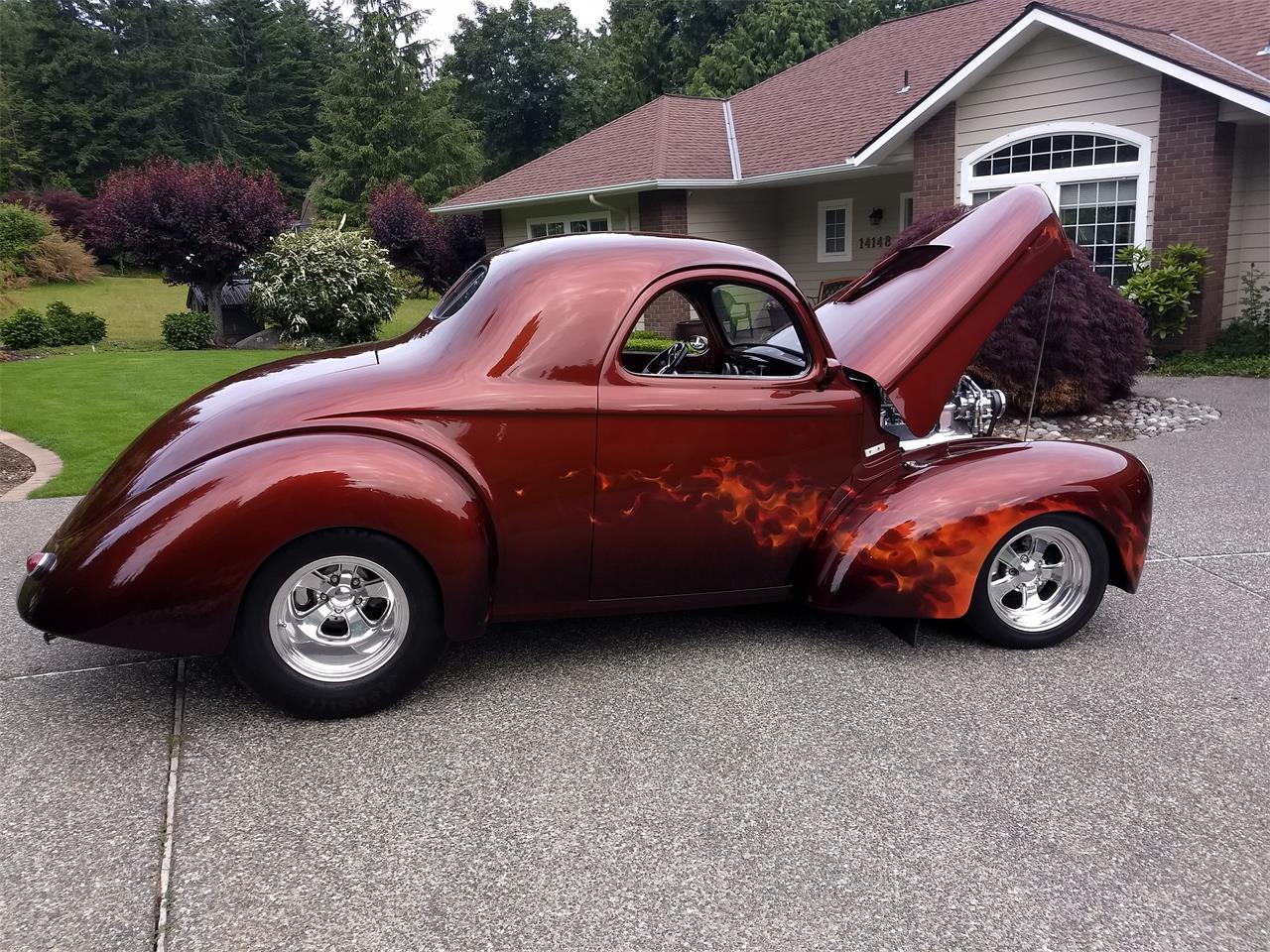 Large Picture of '41 Coupe - QX83