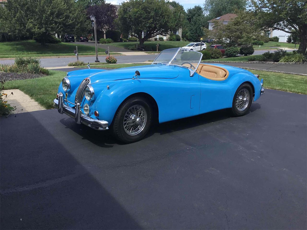 Large Picture of '57 XK140 - QX84