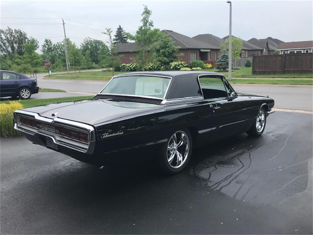 Large Picture of '66 Thunderbird - QX85