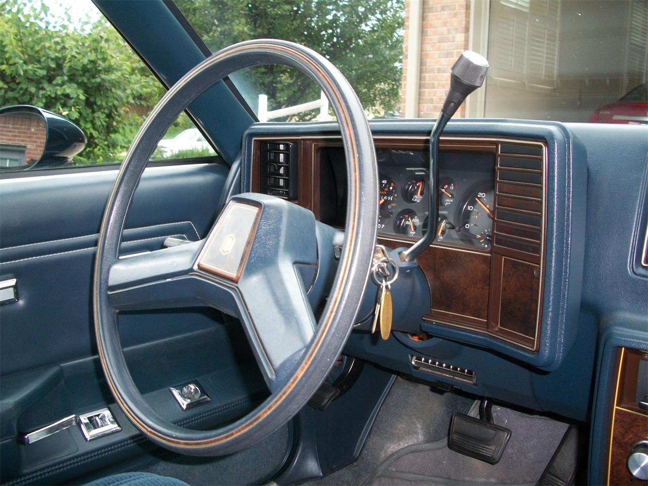 Large Picture of '85 El Camino - QX8E