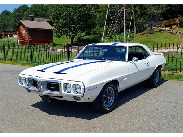 Picture of '69 Firebird Trans Am - QX8I