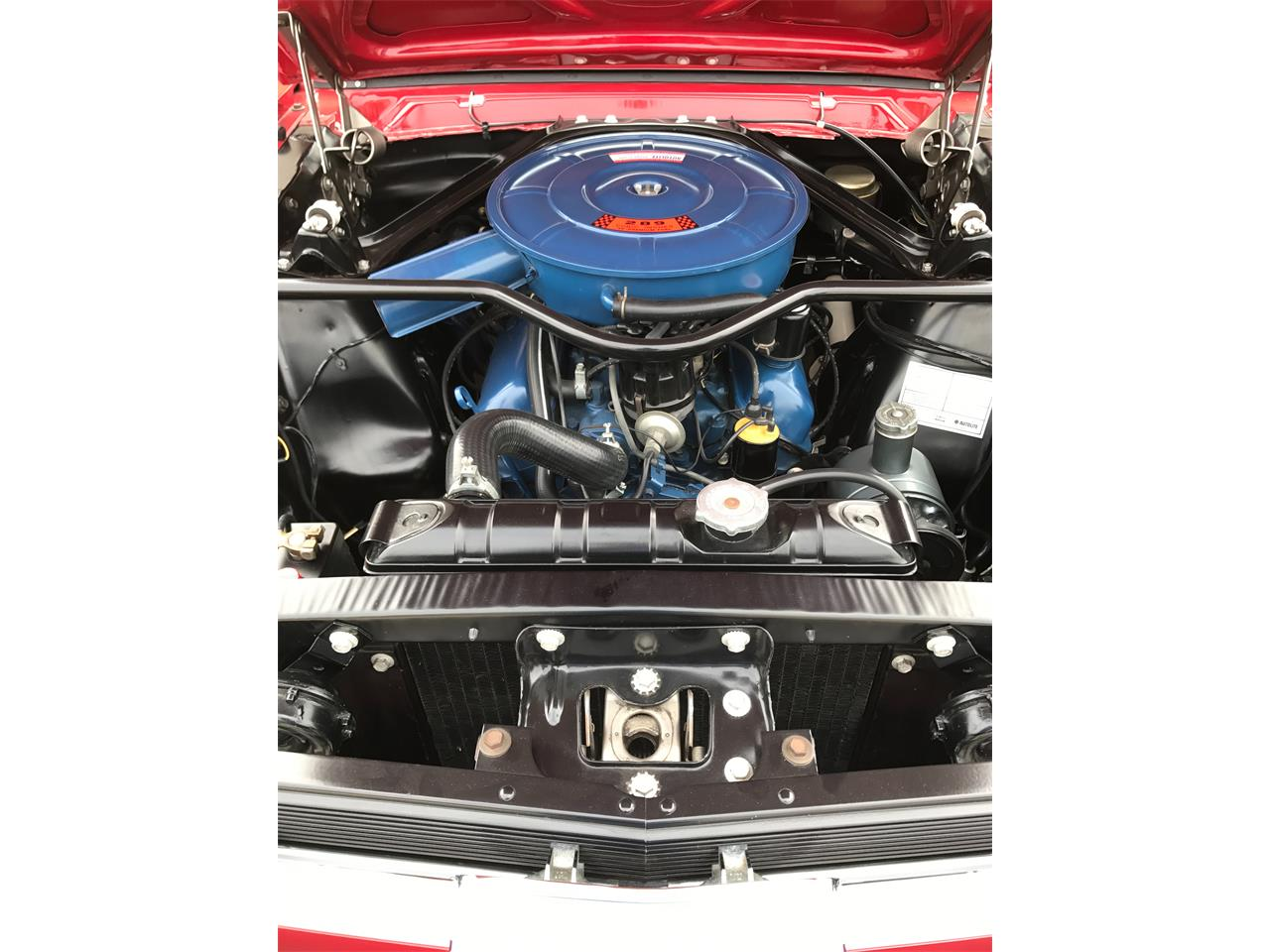 Large Picture of '66 Mustang GT - QX9R