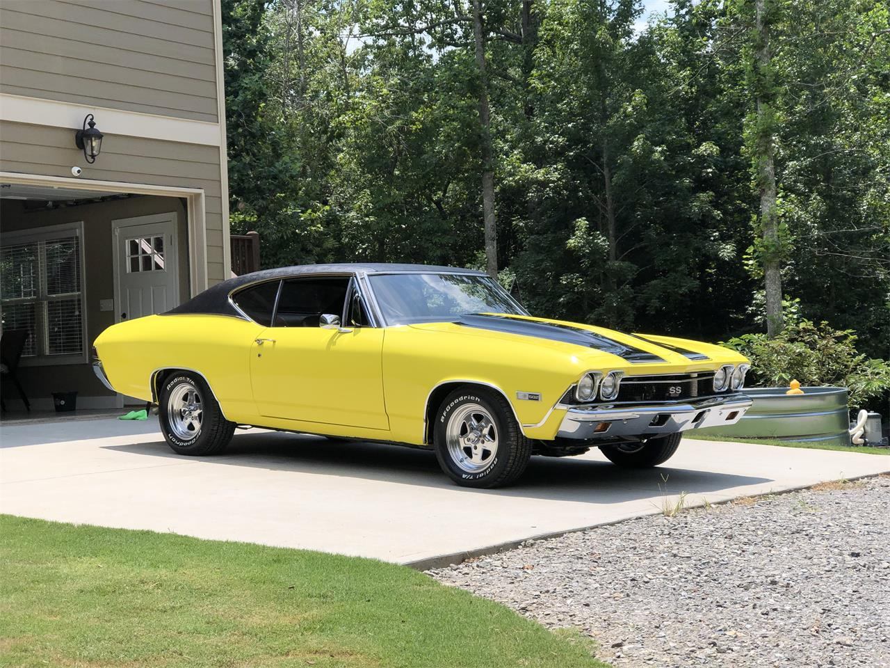 For Sale: 1968 Chevrolet Chevelle SS in Canton, Georgia
