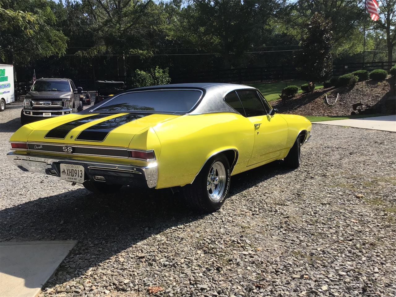 Large Picture of '68 Chevelle SS - QX9X