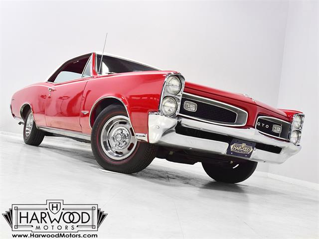 Picture of '66 GTO - QX9Y