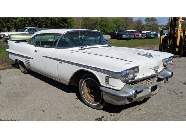 Picture of '58 Coupe DeVille - QSJY
