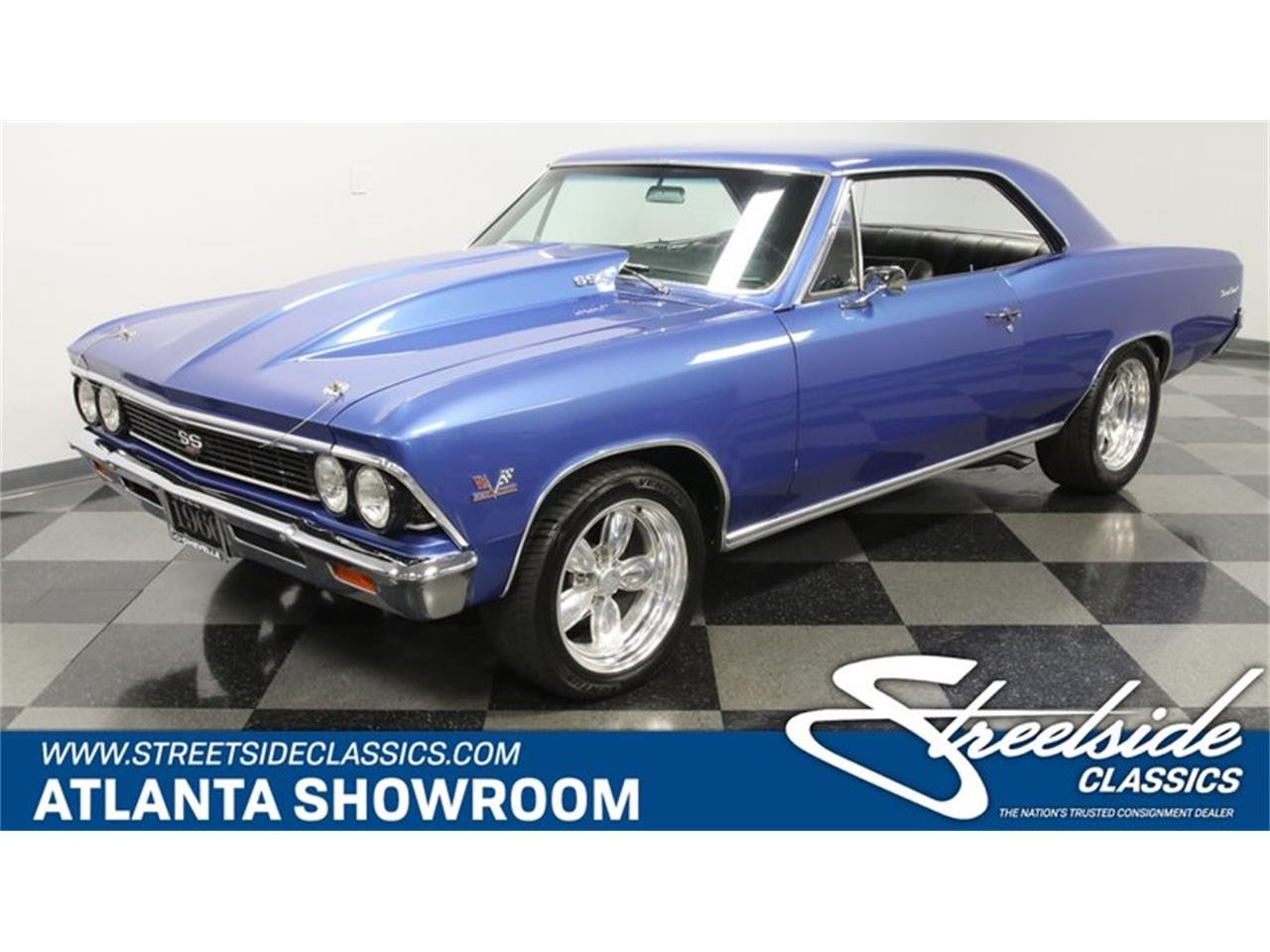 For Sale: 1966 Chevrolet Chevelle in Lithia Springs, Georgia