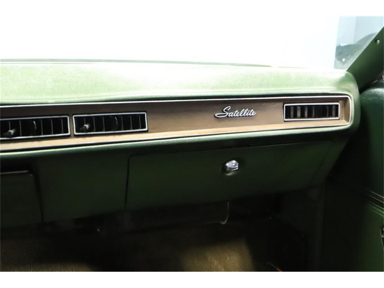 Large Picture of '72 Satellite - QXAX