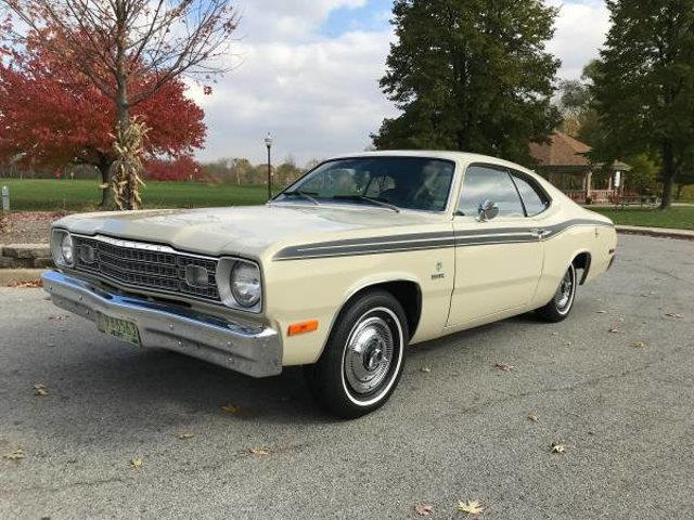Classic Plymouth Duster for Sale on ClassicCars com on