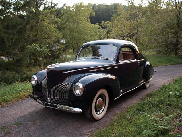 Picture of Classic 1940 Lincoln Zephyr Auction Vehicle - QXCO
