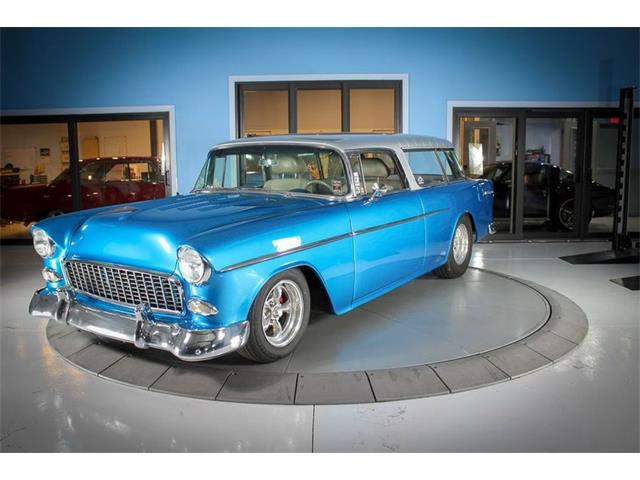 Picture of Classic 1955 Chevrolet Nomad located in Florida - $56,997.00 Offered by  - QXCQ