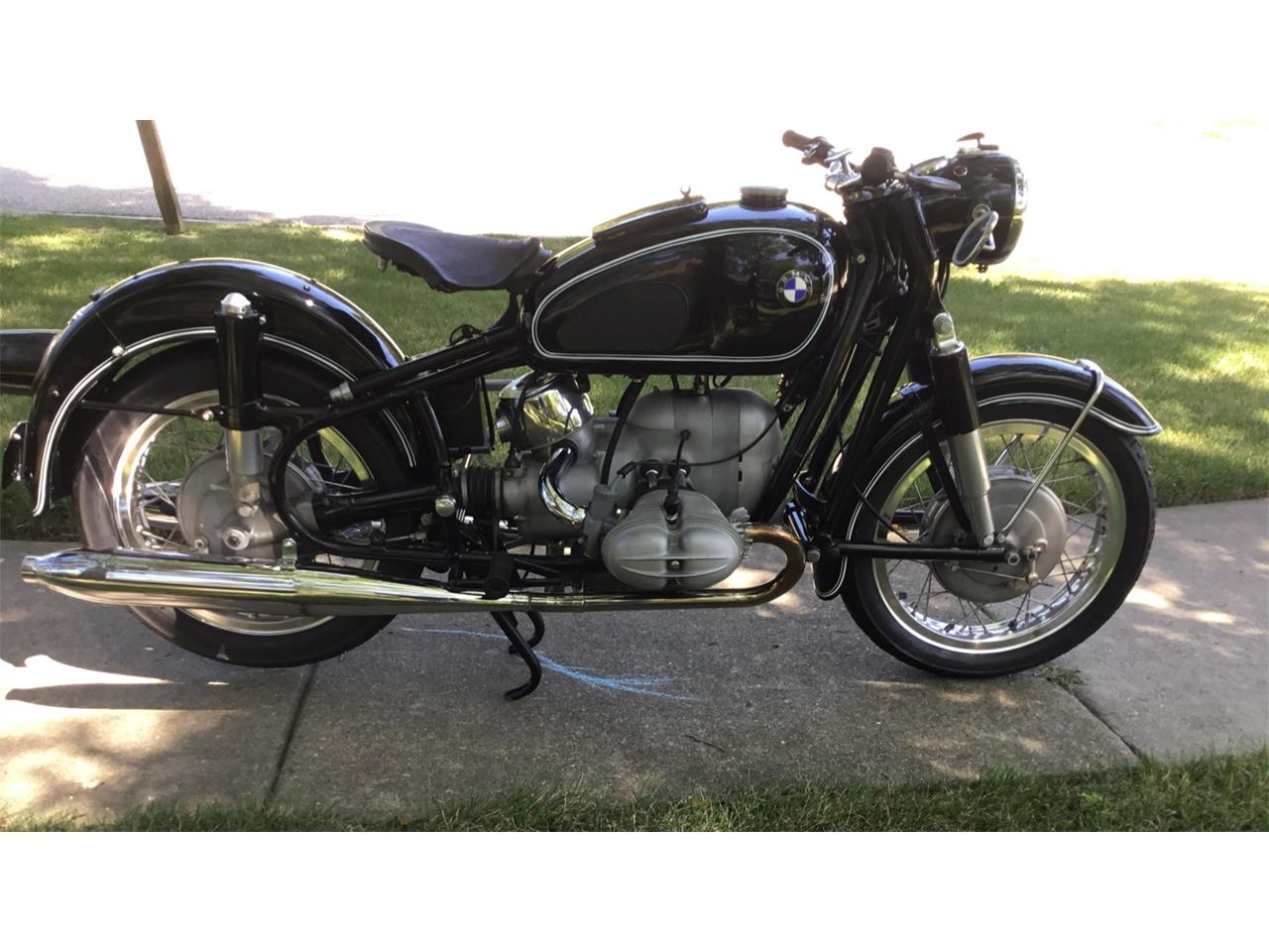 Large Picture of '66 Motorcycle - QXD7