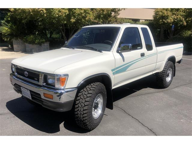 Classic Toyota Pickup for Sale on ClassicCars com on