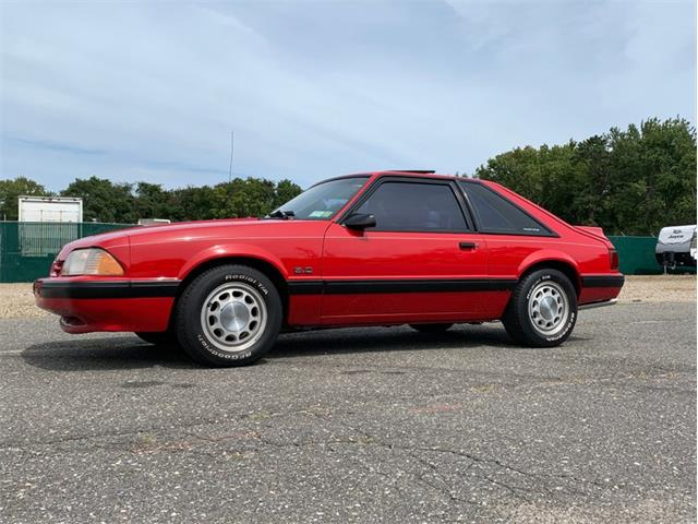 Picture of 1990 Mustang located in New York - QXE1