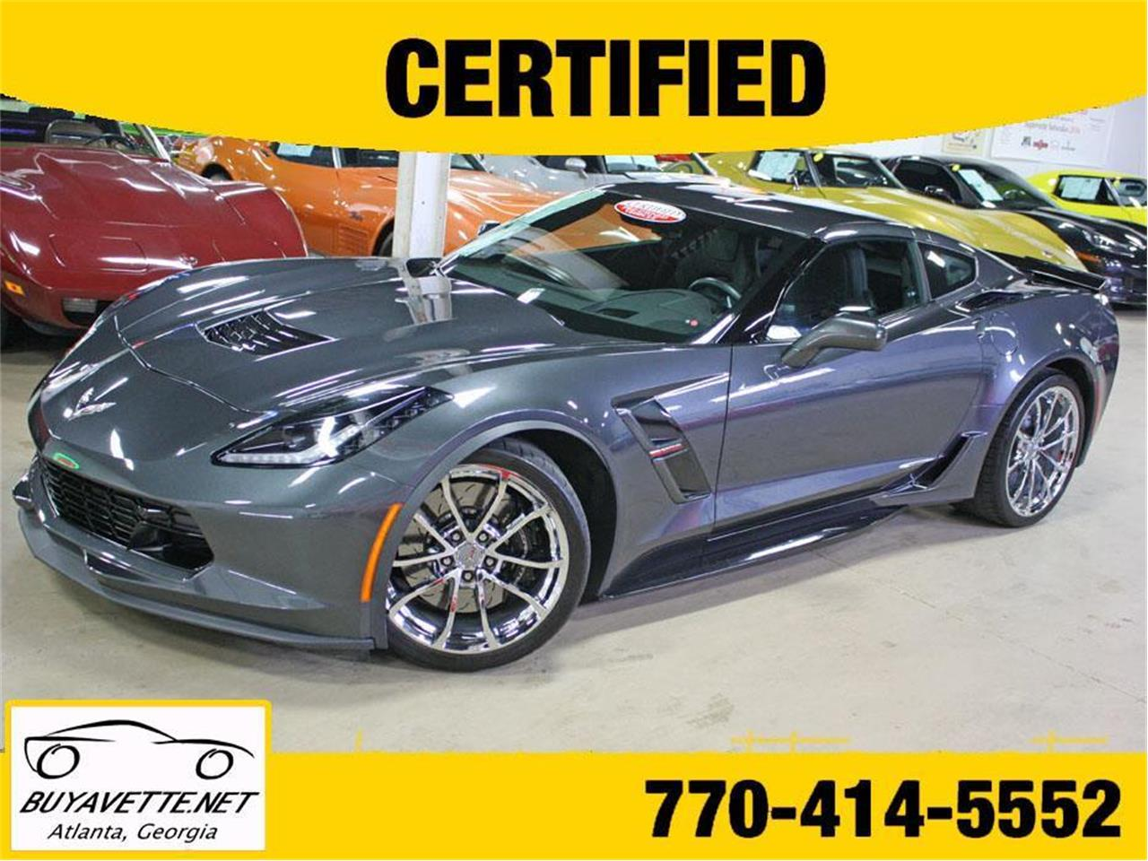 For Sale 2017 Chevrolet Corvette In Atlanta Georgia