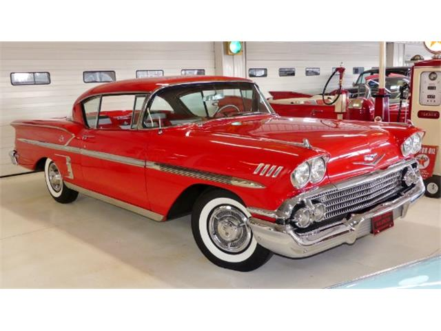 Picture of '58 Impala - QXEM
