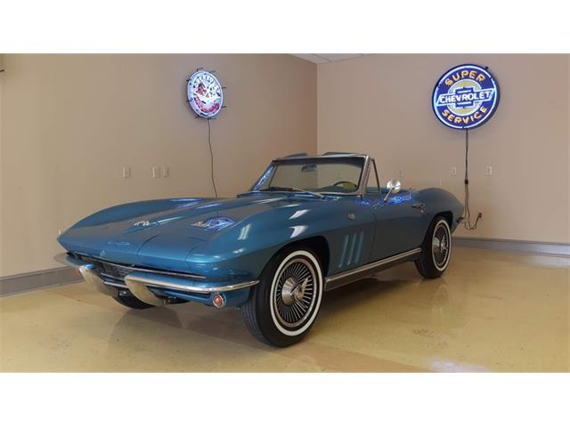 Picture of Classic 1966 Chevrolet Corvette - QXEZ