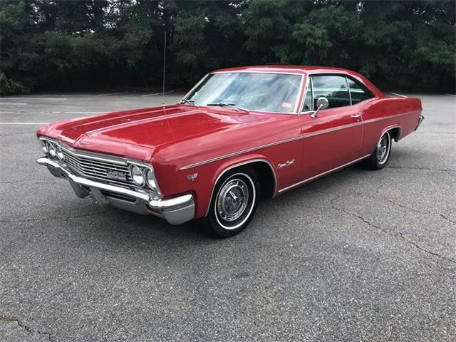 Picture of '66 Impala - QXFP