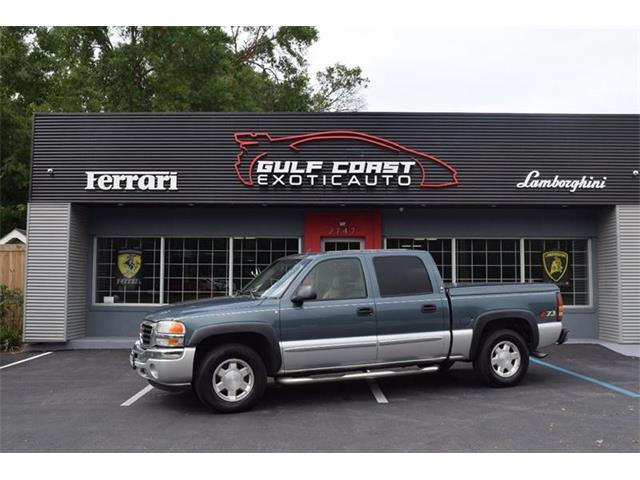 Picture of '06 Sierra 1500 - QXFY