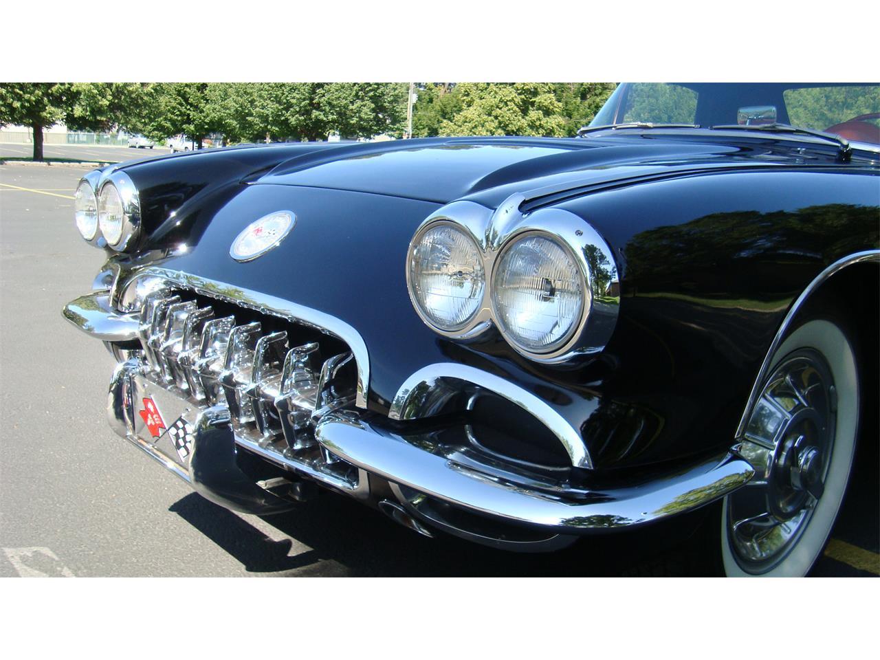 Large Picture of '58 Corvette - QT00