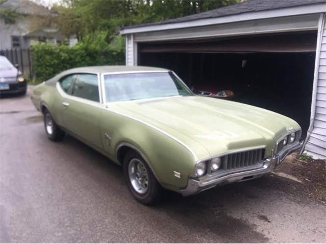 Classic Oldsmobile Cutlass for Sale on ClassicCars com on