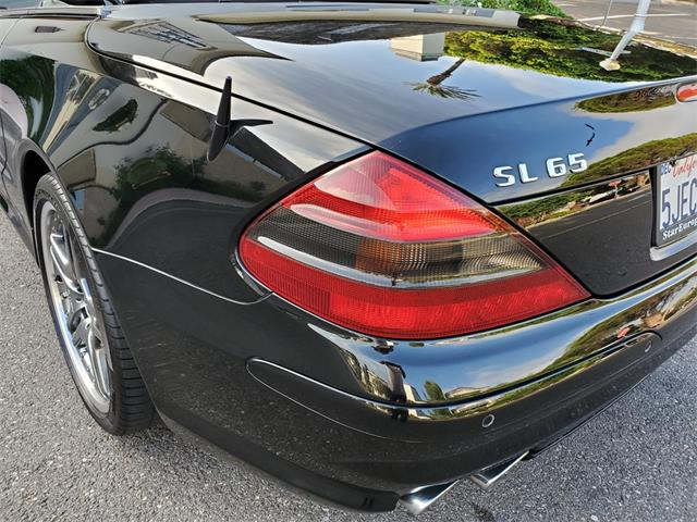 Picture of '05 SL65AMG - QT03