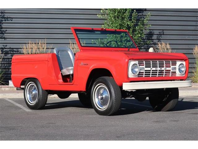 Classic Ford Bronco for Sale on ClassicCars com - 60 per