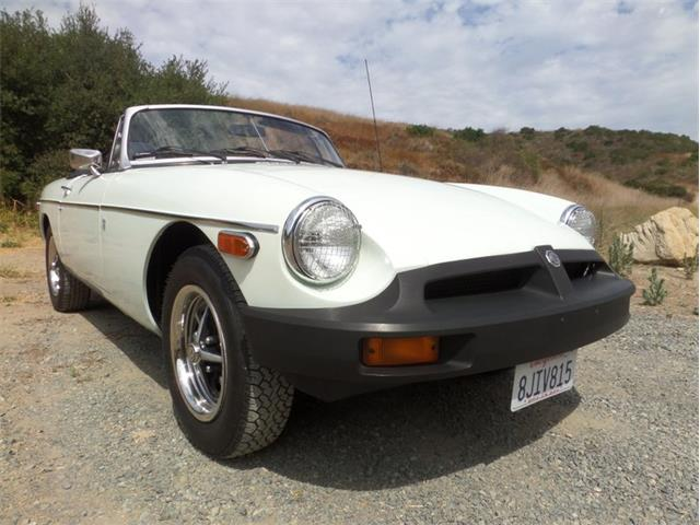 Picture of '77 MGB - QXGZ