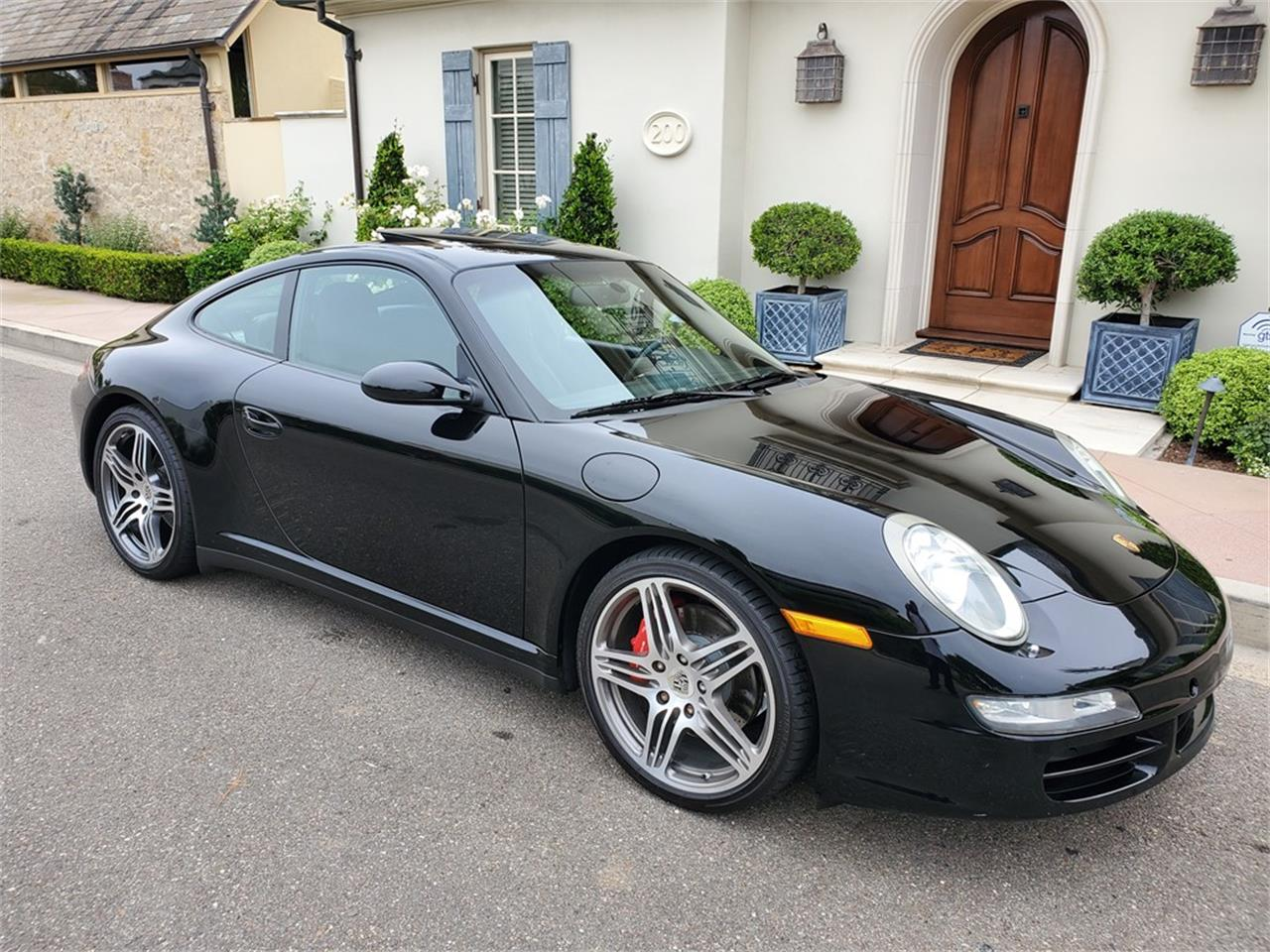 Large Picture of '07 Porsche 911 Carrera 4S Offered by Star European Inc. - QT04