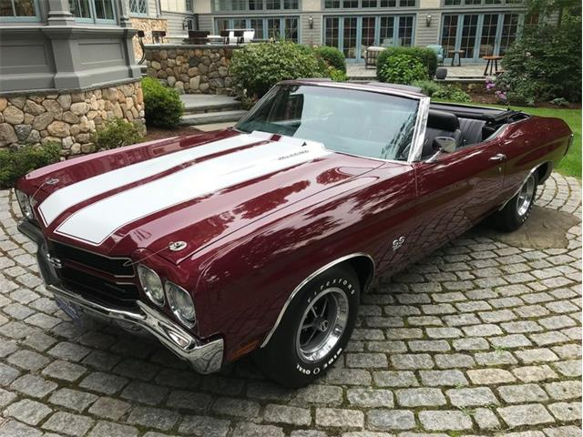 Picture of '70 Chevelle SS - QXH5