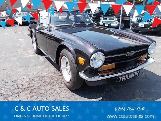 Picture of '71 TR6 - QXHF