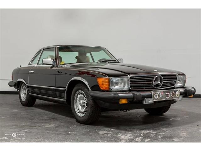 Picture of '85 380SL - QXHH