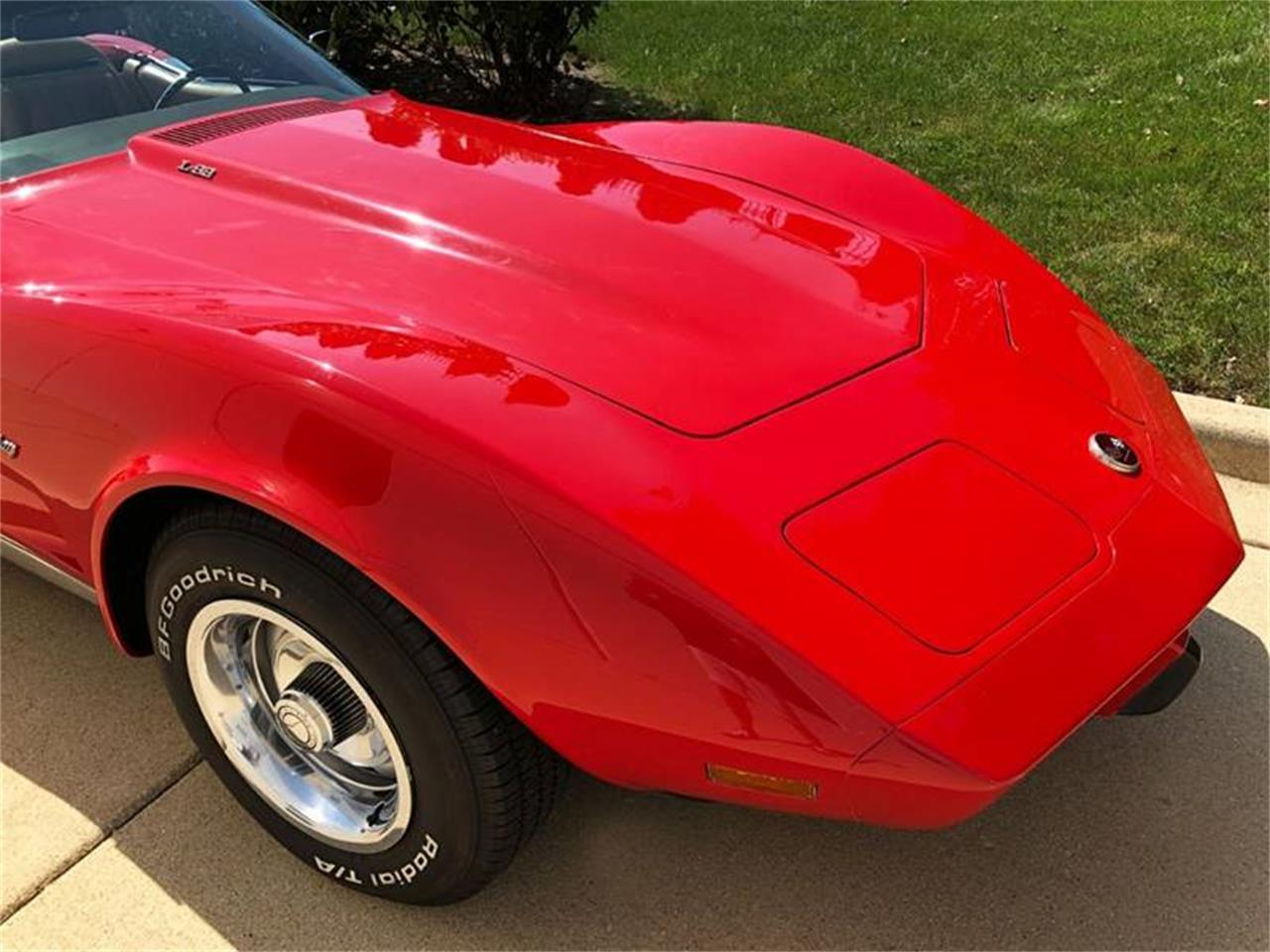 Large Picture of 1975 Chevrolet Corvette Offered by Corvette Mike Midwest - QXHK