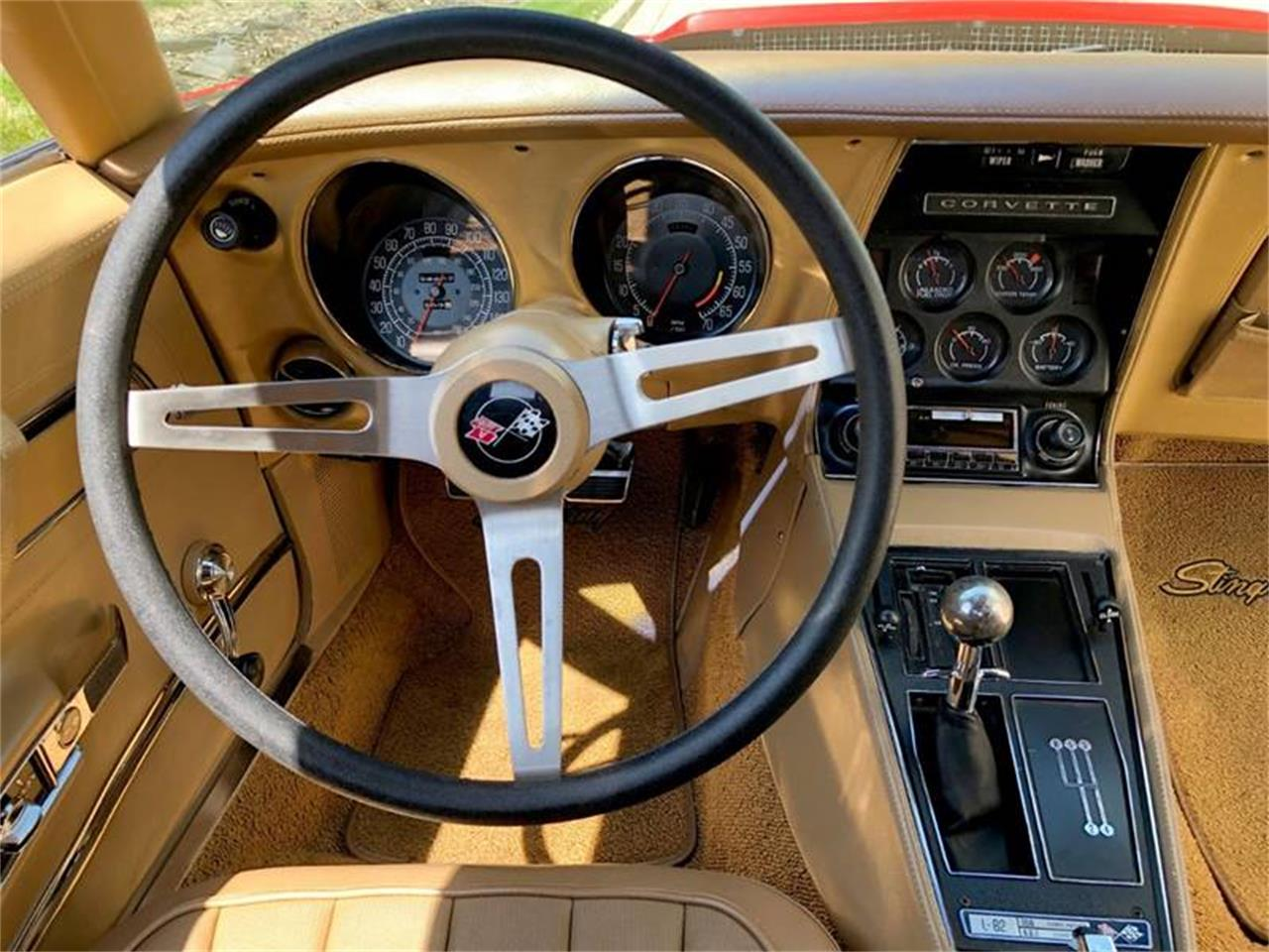 Large Picture of 1975 Chevrolet Corvette located in Illinois - $24,990.00 Offered by Corvette Mike Midwest - QXHK