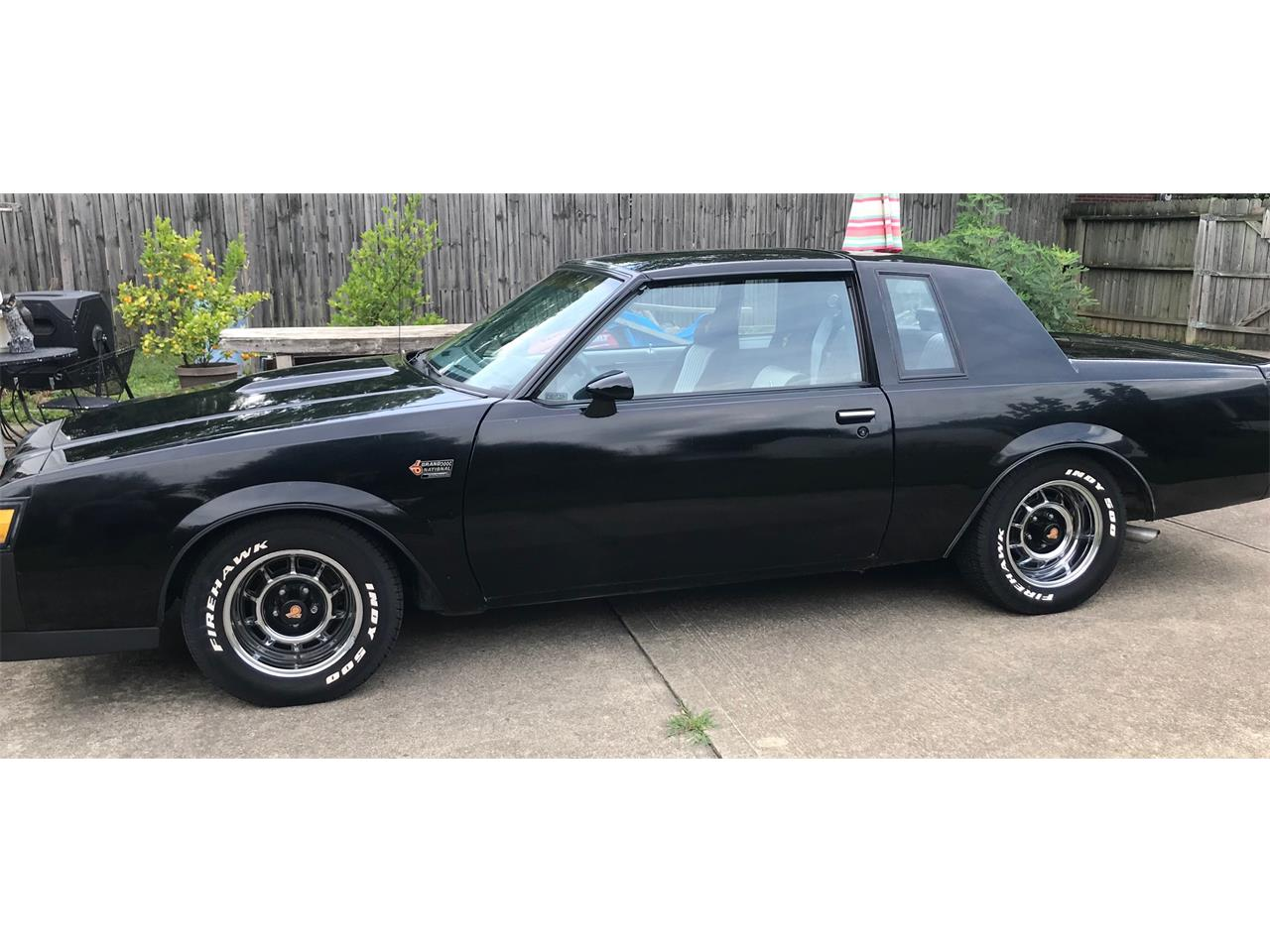 Large Picture of '86 Grand National - QXHS