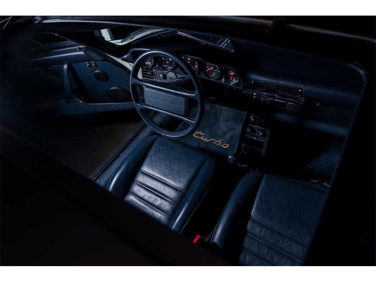 Large Picture of '89 930 Turbo located in Michigan Offered by LBI Limited - QXI9