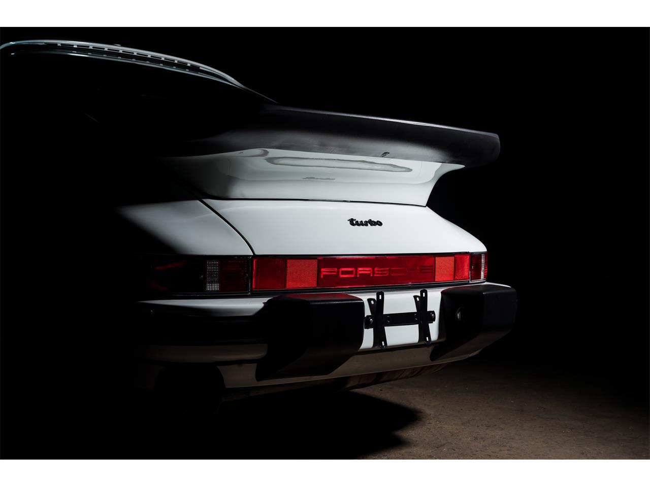Large Picture of 1989 Porsche 930 Turbo located in Michigan - QXI9
