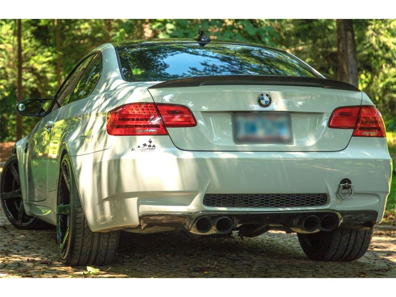Large Picture of '11 M3 - QXIE