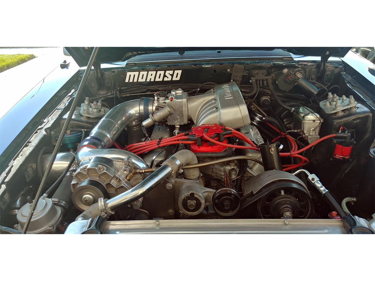 Large Picture of '88 Mustang - QXIF