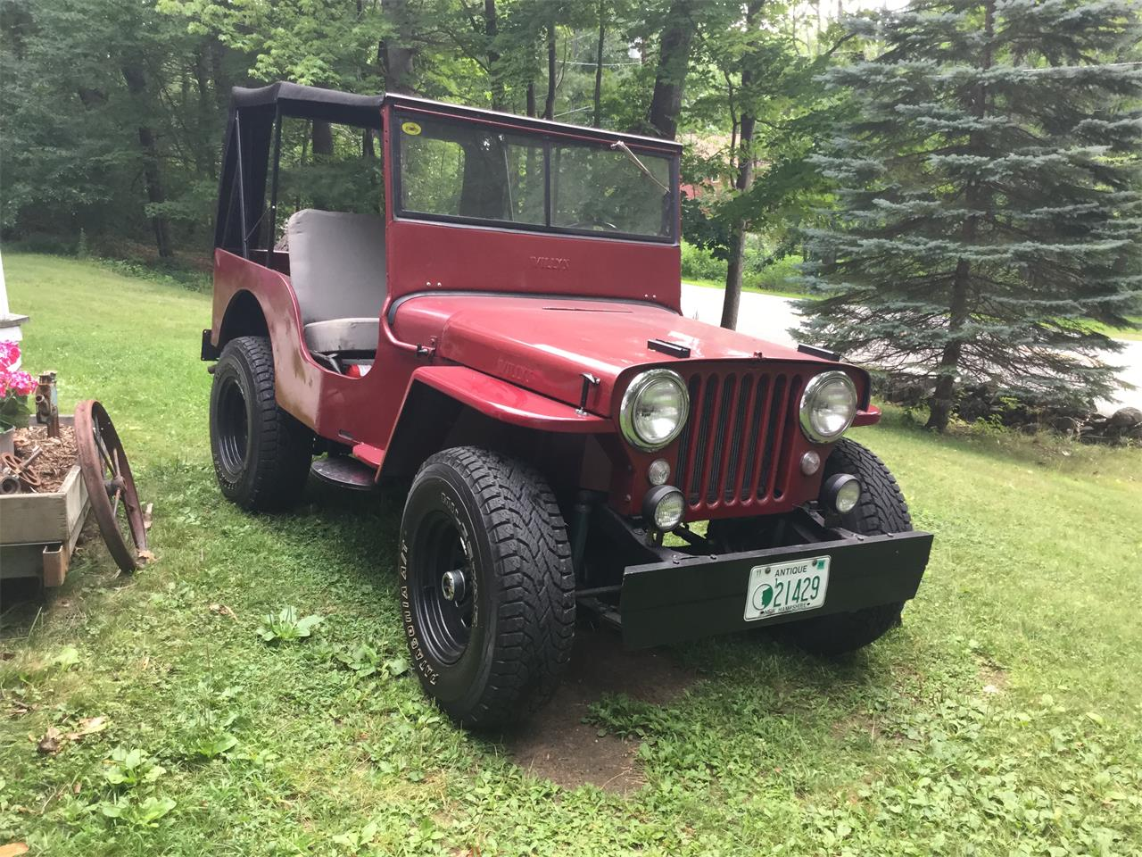Large Picture of '48 Jeep - QXJE