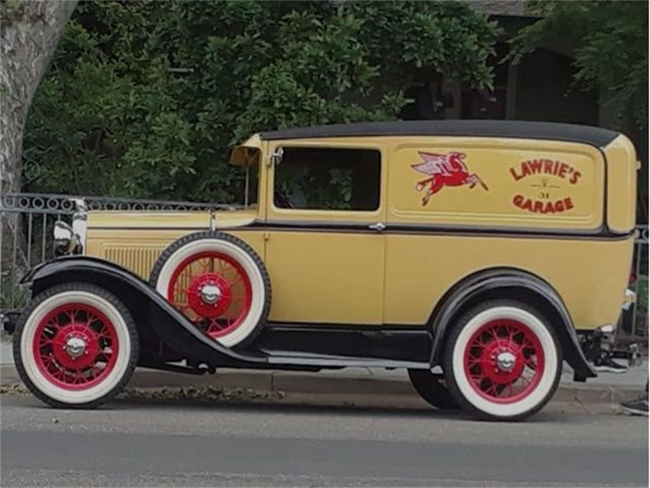 Large Picture of '31 Sedan Delivery - QT0D