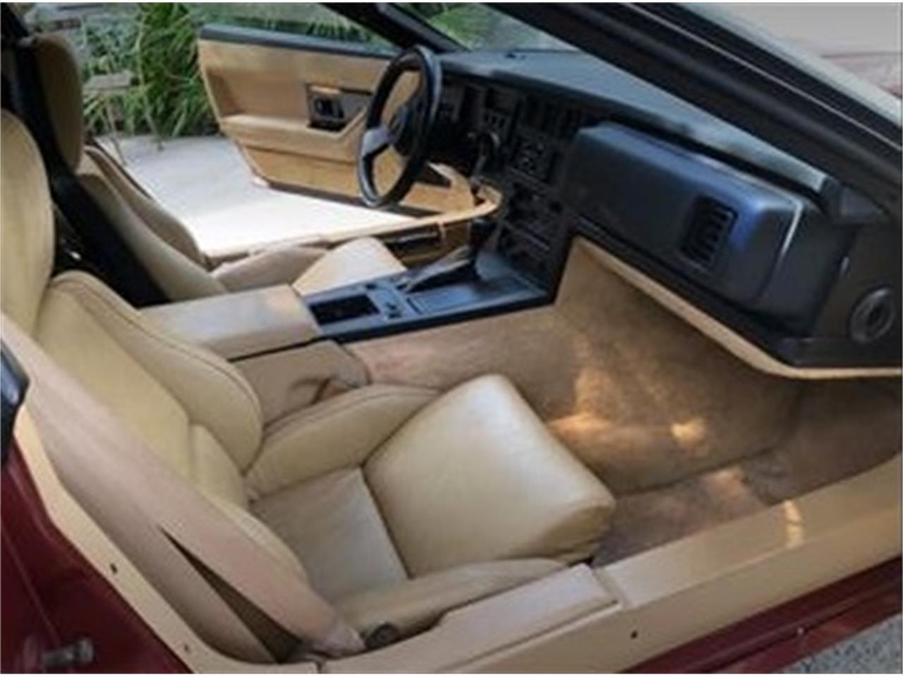 Large Picture of '86 Corvette - QXJP