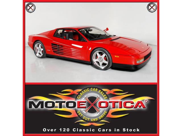 Picture of '85 Testarossa - QXK4