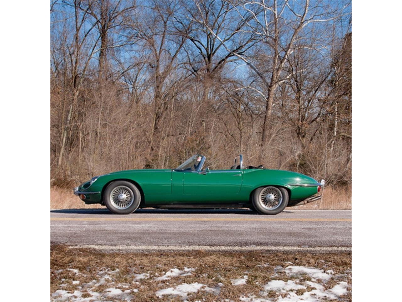 Large Picture of Classic '71 Jaguar E-Type located in Missouri - $36,900.00 - QXK8