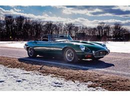 Picture of '71 Jaguar E-Type located in St. Louis Missouri - QXK8