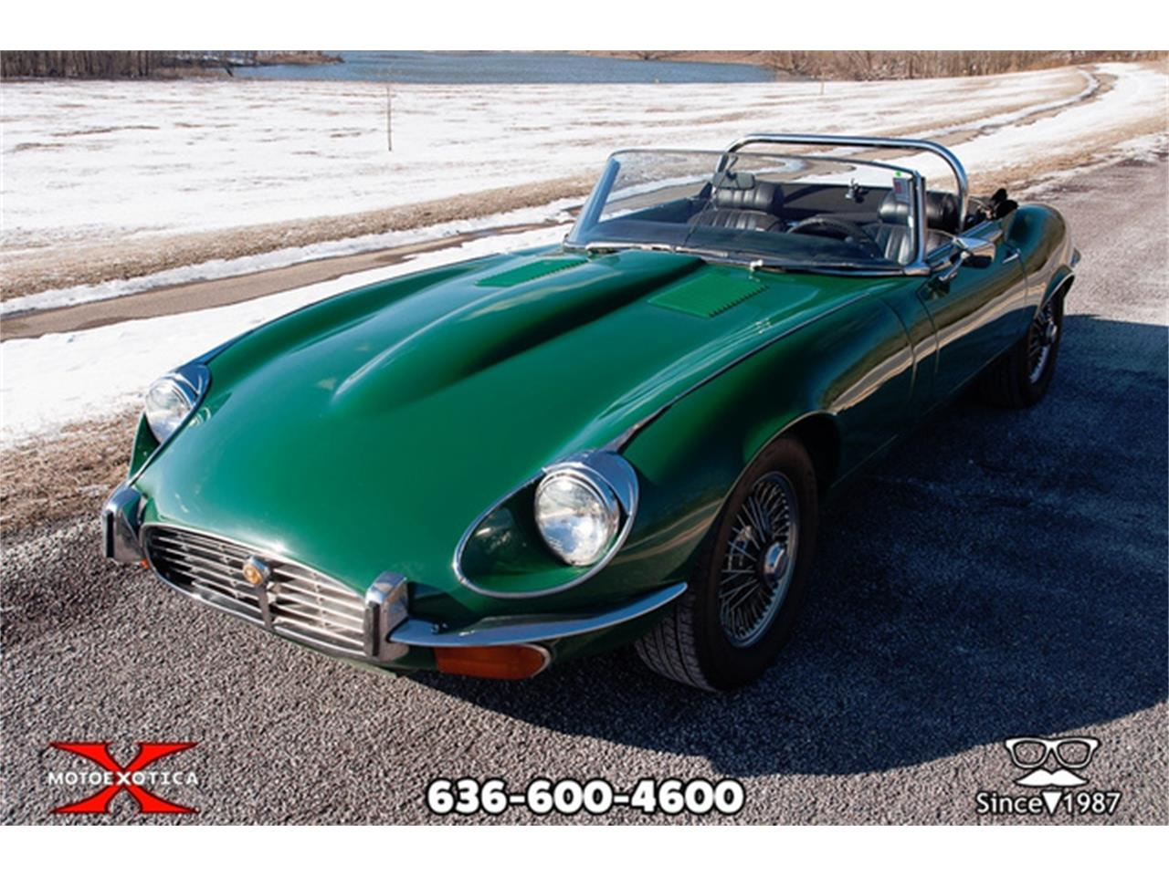 Large Picture of Classic '71 E-Type Offered by MotoeXotica Classic Cars - QXK8